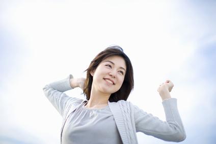 ぎっくり腰が改善されてストレスも解消